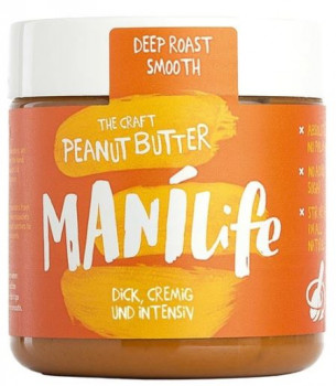 Deep Roast Smooth Peanut Butter 295g